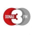 Logo da emissora Donau 3 105.9 FM