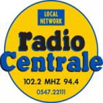 Logo da emissora Radio Centrale 102.2 FM