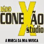 Logo da emissora Rádio Conexão Studio