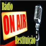 Logo da emissora RÁDIO RESTITUIÇÃO