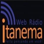 Logo da emissora Web Rádio Itanema