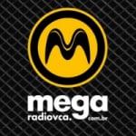 Logo da emissora Mega Rádio VCA