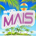 Logo da emissora Rádio Mais FM Brasil