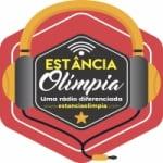Logo da emissora Estância Olímpia