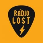 Logo da emissora Rádio Lost