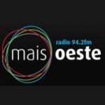 Logo da emissora Rádio Mais Oeste 94.8 FM