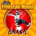 Logo da emissora Freestyle Mania Brasil