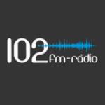 Logo da emissora 102Fm Rádio 102.0 FM