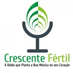 Logo da emissora Rádio Crescente Fertil