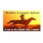 Logo da emissora Rádio Campo Afora