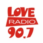 Logo da emissora Radio AMC Love  90.7 FM