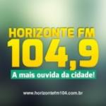 Logo da emissora Horizonte FM