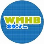 Logo da emissora Radio WMHB 89.7 FM