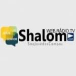 Logo da emissora Rádio Shalom SJC