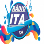 Logo da emissora Rádio Ita FM