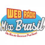 Logo da emissora Web Rádio Mix Brasil