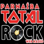 Logo da emissora Rádio Parnaíba Total Rock
