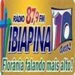 Logo da emissora Rádio Ibiapina 87.9 FM