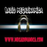 Logo da emissora Megadinamica