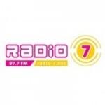 Logo da emissora Radio 7 97.7 FM