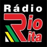 Logo da emissora Rádio Rio Rita