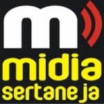 Logo da emissora Rádio Mídia Sertaneja