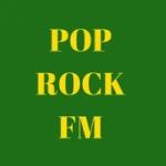 Logo da emissora Pop Rock FM