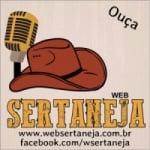 Logo da emissora Web Sertaneja