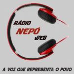 Logo da emissora Rádio Nepó Web