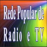 Logo da emissora Rede Popular de Rádio e TV