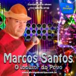 Logo da emissora Web Rádio Marcos Santos