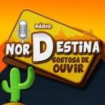 Logo da emissora Rádio Nordestina