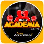 Logo da emissora Rádio Academia Digital