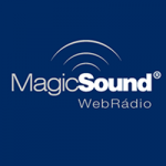 Logo da emissora Web Rádio Magic Sound