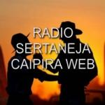 Logo da emissora Rádio Sertaneja Caipira Web
