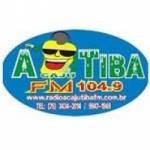 Logo da emissora Rádio Acajutiba 104.9 FM
