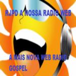 Logo da emissora RJPD Nossa Rádio Web