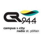 Logo da emissora Campus & City Radio 94.4 FM