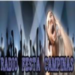Logo da emissora Rádio Festa Campinas