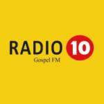 Logo da emissora Rádio 10 Gospel FM