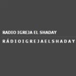 Logo da emissora Rádio Igreja El Shaday