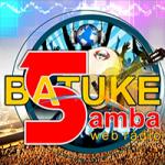 Logo da emissora Rádio Batuke Samba