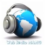 Logo da emissora Web Radio MAMG
