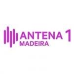 Logo da emissora Rádio Antena 1 Madeira 104.6 FM
