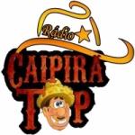 Logo da emissora Rádio Caipira Top