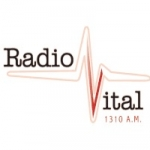 Logo da emissora Radio Vital 1310 AM