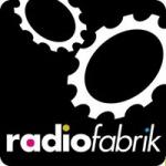 Logo da emissora Radio Fabrik 107.5 FM