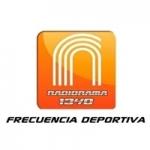 Logo da emissora Radio Frecuencia Deportiva 1340 AM