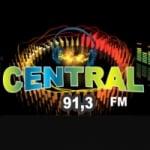 Logo da emissora Central FM