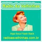 Logo da emissora Rádio As Velhinhas